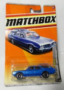 Matchbox Heritage Classics 71 1971 Oldsmobile Vista Cruiser Wagon For Sale Blue