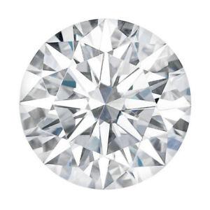 USA Lab Certified Diamond 0.40 Carat E Color Full White VVS1 Round Brilliant Cut