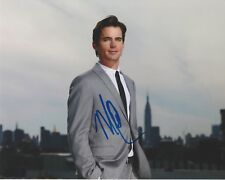 Matt Bomer authentic signed autographed 8x10 photograph holo COA