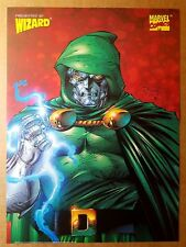 New ListingDr Doom Fantastic Four Dark Book Marvel Comics Poster by Jim Lee