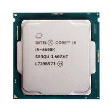 Intel Core i5 8600K 3.6GHz Six-Core Six-Thread CPU Processor 9M 91W LGA 1151