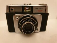 Dacora Dignette Prontor 250 Vintage Color Camera, Lens 1:2.8/45mm original case