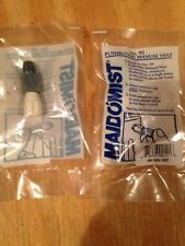 Maid O Mist Pushbutton Manual Air Valve,No 95,  Maid O'Mist, 2 Pack New Sealed