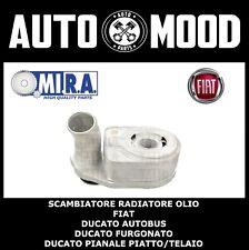 RADIATORE SCAMBIATORE OLIO PER FIAT DUCATO AUTOBUS FURGONATO IVECO DAILY 2011>>