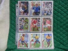 1994 Upper Deck World Cup Heroes All-Stars Set 1-50 Eng/Sp +++ 6 Holograms #2364