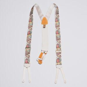Trafalgar Limited Edition Suspenders / Braces for Cigar Aficionado