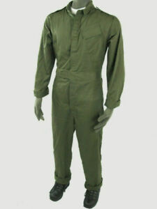 Coverall Olive British Army Boilersuit overall 180/92
