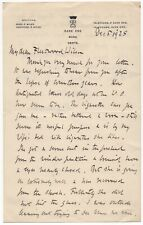 More details for herbert gladstone, governor-general of south africa signed letter a.l.s. 1925