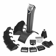 Wahl 9864-016 Stainless Steel Advanced Trimmer Bart Haarschneider Hairclipper