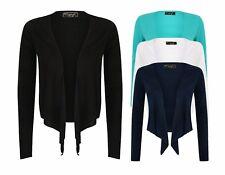 Ladies Shrug Cardigan Ex Store Twenty One New Cropped Womens Size 10-22 Summer
