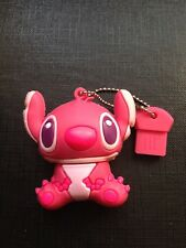 1 New Pink Stitch Novelty Character A, 4GB USB Flash Drive Memory Stick
