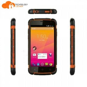 Telstra Tough Max ZTE T84 16GB 4G LTE Mobile Phone Waterproof Scratch Resistant