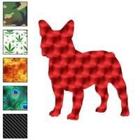 French Bulldog Dog Decal Sticker Choose Pattern + Size #1954