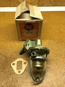 A C Fuel Pump Type 429 for Chevrolet, GMC, Yellow Coach 1937-1946 New Old Stock