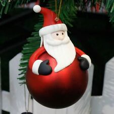 Xmas Gifts Christmas Tree Hanging Ornaments Santa Claus Pendants Drop Decoration