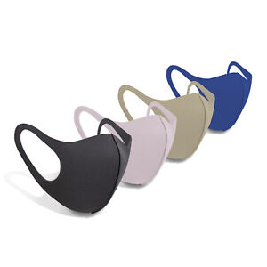 Fabric Protective Face Covering Mask   Available in 4 Colours