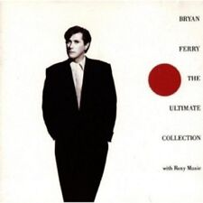 BRYAN FERRY - ULTIMATE COLLECTION  CD 15 TRACKS INTERNATIONAL POP BEST OF NEW!