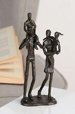 Schornsteinfeger Statuette Silber und Gold  Hartzinn Zinnfigur Trophäe Preis