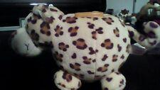 Kids plush leopard bank NICI Wild Friends Leopard Plush Money Bank