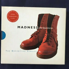 MADNESS - THE BUSINESS - CD ALBUM our ref 1672