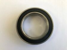 1 pc 6908 2RS  rubber sealed High Quality ball bearing, 40 x 62x 12 mm