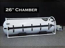 26 inch Hyperbaric Oxygen Chamber AntiAging Brain ImmuneHealth Summit to Sea