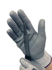 Schnittfeste Handschuhe Schnittschutzhandschuhe Beschichtung Garten Cut Level 5
