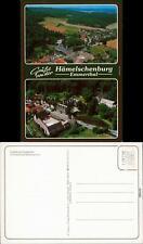 Ansichtskarte Hämelschenburg Luftbild 1985