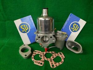 SU HS4  Carburetter for  Mini 998/1000 cc.1981 on, with Gaskets spacer & Elbow