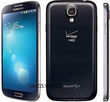 Samsung i545 Galaxy S4 BLACK VERIZON 16GB 13MP Camera Android phone