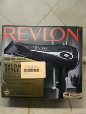 Revlon Pro Collection Salon Style & Go Retractable Cord Folding Dryer RVDR5018