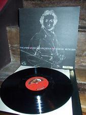 PAGANINI: Violin Concertos n°1 & n°2> Menuhin Erede /EMI ASDF dowel spine stereo