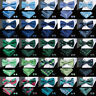 Mens Silk Bow Tie Green Red Blue Black Paisley Bowtie Hanky Cufflinks Set Party