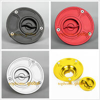 CNC Gas Cap Fuel Tank Cap Tank Cover For Yamaha Sport Bike YZF R3 R25 R6 R1