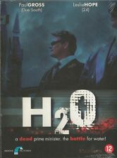 H2O   New 2-dvd in seal.   Thriller   Paul Gross, Leslie Hope