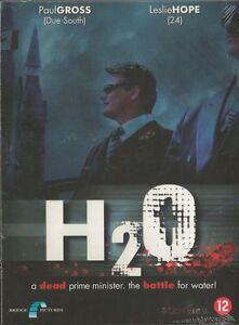 H2O   New 2-dvd in seal.   Thriller   Paul Gross,Leslie Hope