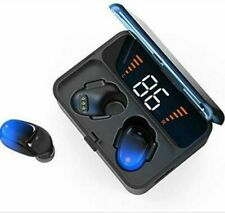 Wireless Earbuds Es01 Mini Blue-Tooth 5.0 Touch Wireless Headsets