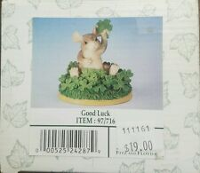 Charming Tails - Good Luck - 97/716 - Free Shipping