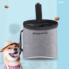 Dogs Puppy Outdoor Training Snack Obedience Food Bag Pet Treat Waist Belt PoBDA
