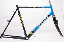Vintage Eddy Merckx ALU CROSS Frameset 56cm CX Cyclocross Gravel Bikepacking