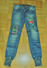 Desigual Jeans- Exotic Size 30- Neuwertig