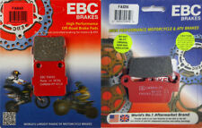 EBC Sport Carbon X Front/Rear Brake Pad Set 1987-94 Honda CR125R CR250R CR500R