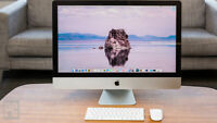 Apple iMac 21.5 Quad Core i5 2.3GHz 256 SSD 16GB 12 Months Warranty 2017 Upgrade