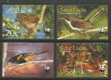 Timbres du Royaume-Uni sur oiseaux