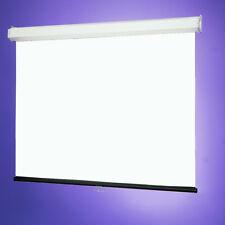 "New listing Draper Luma 2 Manual Projection Screen Matte White 70"" X 70"" Av New In Box"