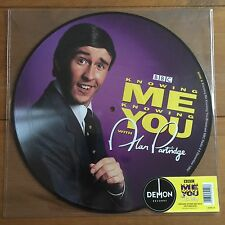 """Alan Partridge - Knowing You Knowing Me  12"""" Picture Disc"""