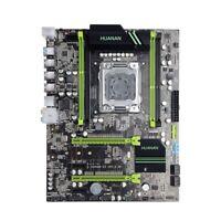 X79 motherboard HUANAN golden V2.49 LGA2011 ATX USB3.0 SATA3 PCI-E NVME M.2 SSD