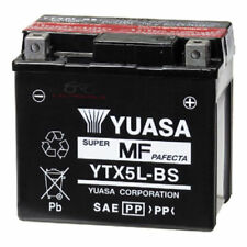 BATTERIA YUASA YTX5L-BS 12 V 4 AH HONDA SH BALI 100 FLY NSR F XR L 125