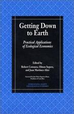 Robert Costanza / Getting Down to Earth Practical Applications Of 1996 #83456