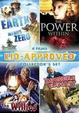 Kid-Approved Collector's Set (Earth Minus Zero / The Power Within / The NEW DVD
